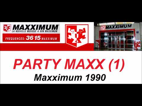 PARTY MAXX 1 -  RADIO MAXXIMUM 1990.
