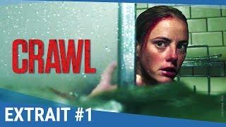 CRAWL - Premier extrait terrifiant avec Kaya Scodelario [Actuellement au cinéma]
