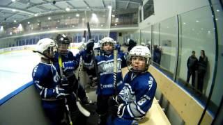 Детский хоккей СДЮШОР Динамо Москва ребята 7 лет Ver.2.0
