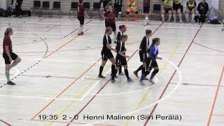 Naisten futsal-liiga 2019-2020 / GFT vs. Ylöjärven Ilves maalikooste 30.11.2019