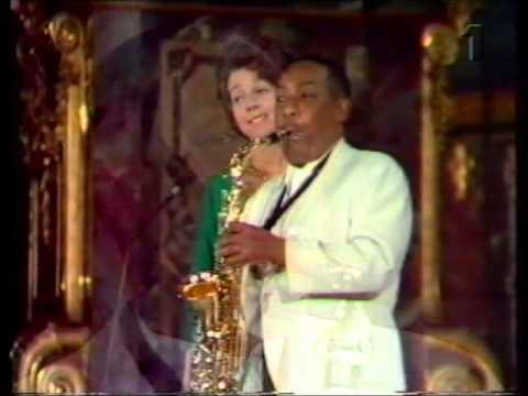 "THE JAZZ GREATS  DUKE ELLINGTON  with Alice Babs & Johnny Hodges  ""Heaven"" 1969"