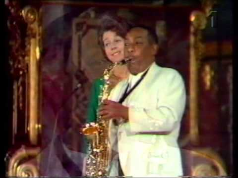 THE JAZZ GREATS  DUKE ELLINGTON  with Alice Babs & Johnny Hodges  Heaven 1969