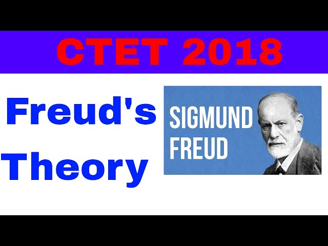 Freuds  Psychosexual Theory for CTET and State TET Exam