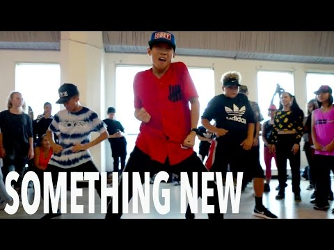 """SOMETHING NEW"" - @Zendaya Ft Chris Brown Dance 