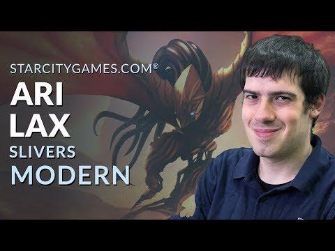 Modern: Slivers with Ari Lax - Round 1