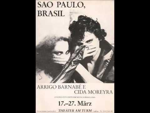Arrigo Barnabé e Cida Moreira Frankfurt 1985 Full Concert