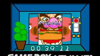"WarioWare, Inc.: Mega Party Game$! Time Attack 20 1'13""76"