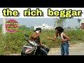 The rich beggar // Deccan swag