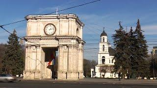 Descriptio Moldaviae Chisinau Orasul De Piatra Alba