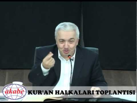 Kur'an Halkaları Konferansı - İzmir 2015