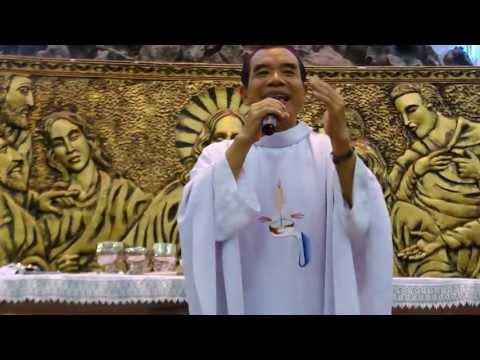 Thánh Lễ Chia Tay của Cha Long tối 27.7.2012 - NT Tân Đông,Sài Gòn
