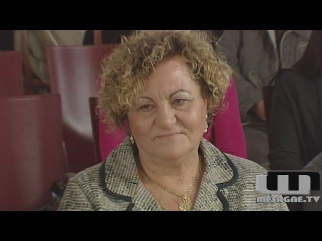 Prof.ssa Liliana Giardino conferimento cittadinanza onoraria