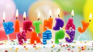 😎Happy Birthday to you💙 | birthday song | birthday cake | whatsapp status video / Whatspp status
