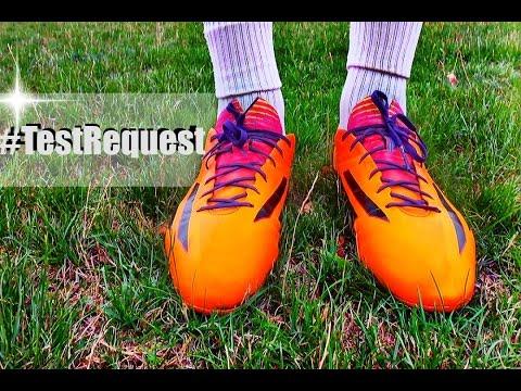 Test: adidas F50 adizero FG boots   FootballBoots.co.uk