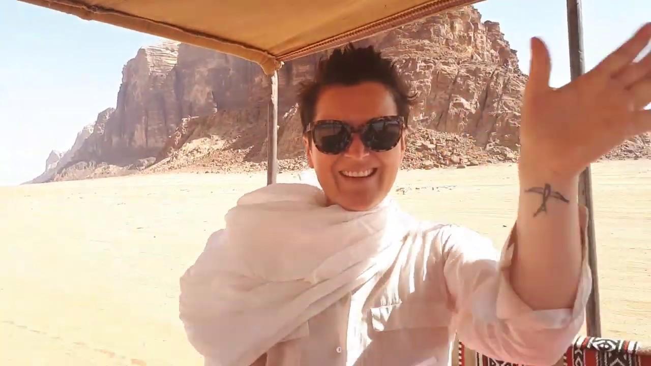 #Jordania busem i SUVem:)
