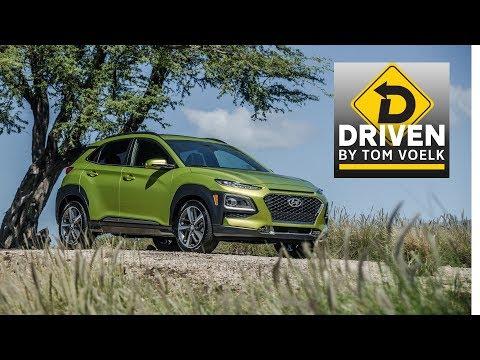 2018 Hyundai Kona Ultimate AWD Car Review