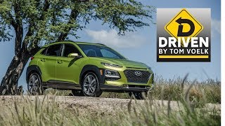 2018 Hyundai Kona Ultimate AWD Car Review