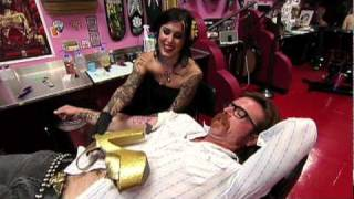 LA Ink - Jesse Boots Electric Hughes YouTube Videos