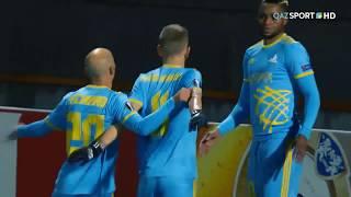 ФУТБОЛ. Лига Европы УЕФА. АСТАНА - ЯБЛОНЕЦ