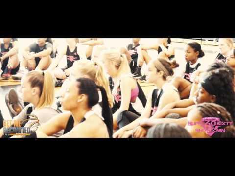 Get Me Recruited - Girls Super 60 Showcase Part 1 - Training