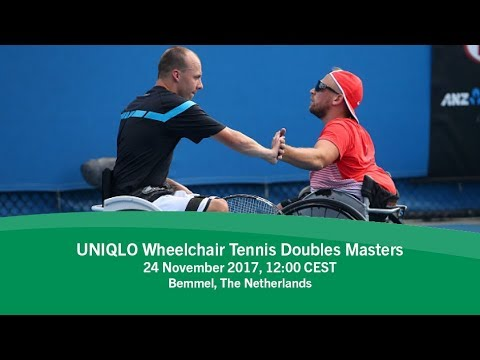 2017 UNIQLO Wheelchair Tennis Doubles Masters | Day 3