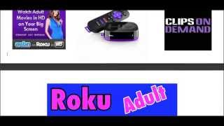 Roku Adult Channels | A Complete List of Roku Adult Channels