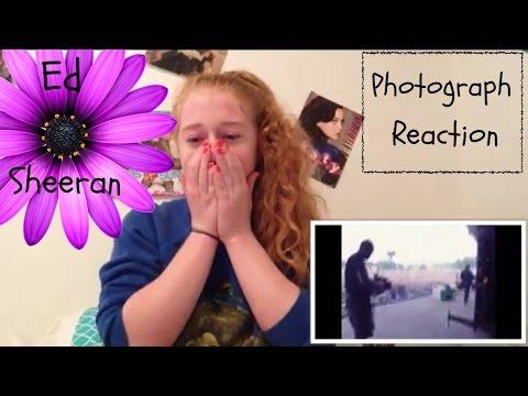 Photograph Ed Sheeran Reaction