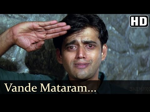 Vande Mataram - Ansh Songs - Mohammed Aziz - Abbas - Om Puri - Ashutosh Rana