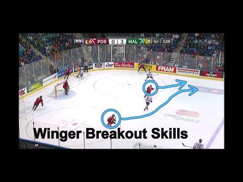 Winger Breakout Skills