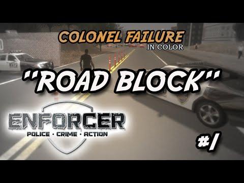 Enforcer : Police, Crime, Action, Badly Played  