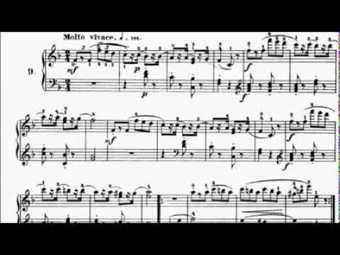 HKSMF 66th Piano 2014 Class 117 Grade 5 Heller Curious Story Op138 No9 Sheet Music