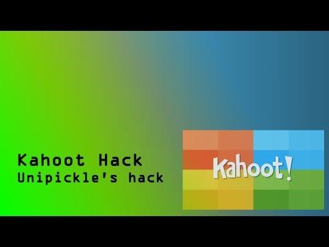 How To Use Unixpickle'S Kahoot Flood, Random Answer Etc - YT