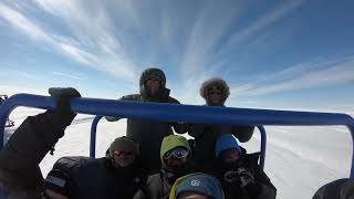 Antarctica - On the way to Emperor penguins.