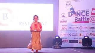 BHUMIKA | Prem Ratan Dhan paayo | Dance Choreography | Dance Battle 5 | Wingz academy