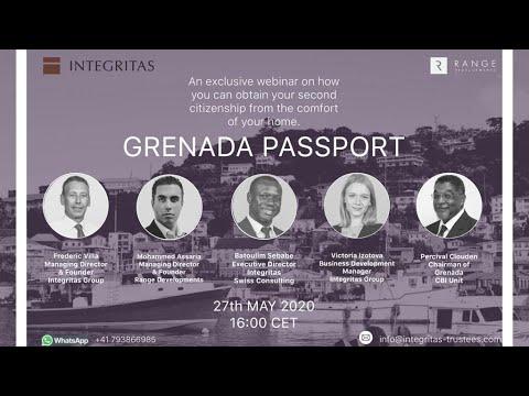 Integritas Grenada Webinar