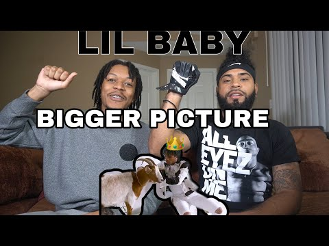LIL BABY REALLY THE GOAT 🐐🚫🧢 Lil Baby - The Bigger Picture - Music Video