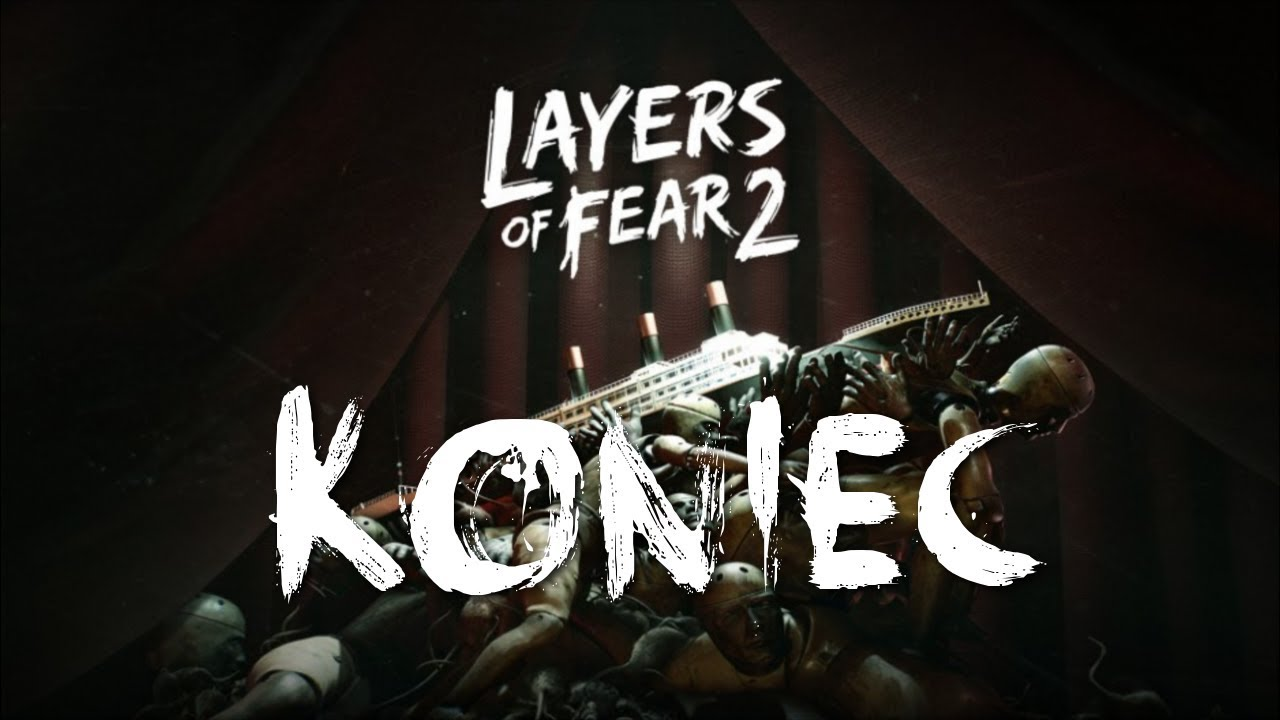 Layers of Fear 2 LIVE #Koniec