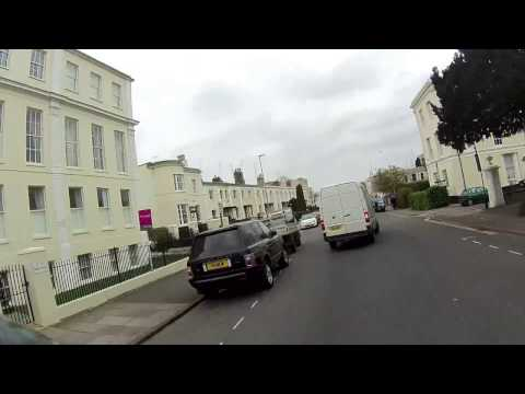 A Ride Through Cheltenham, Gloucestershire
