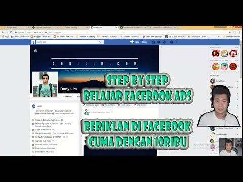 Tutorial Facebook Ads Step by Step Part 1