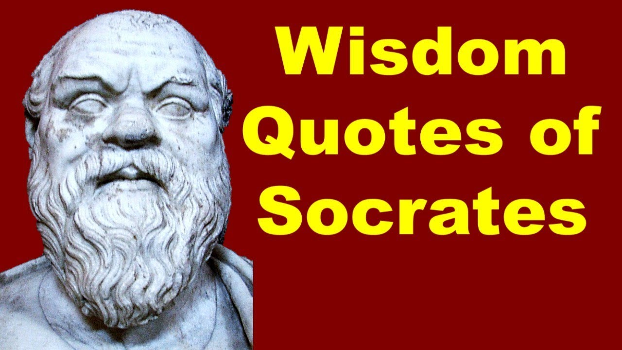 Most Inspiring Wisdom Quotes of Socrates | Famous quotes ...