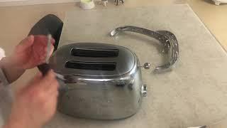 가만히 있는 토스트기 분해해서 닦고 조립하기