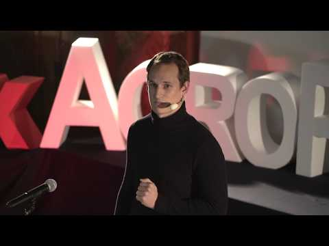 Balls... or succeeding thanks to humor in our startup marketing | Arthur Menard | TEDxAgroParisTech
