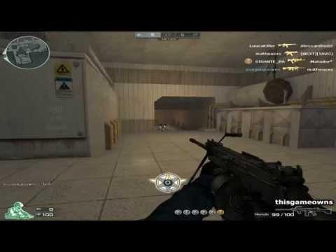 Cross Fire Latin America  Ultimax 100 (All FFA Maps) Gameplay