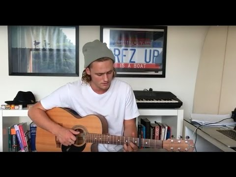 Tommy Harris // One Last Time - Ariana Grande Cover
