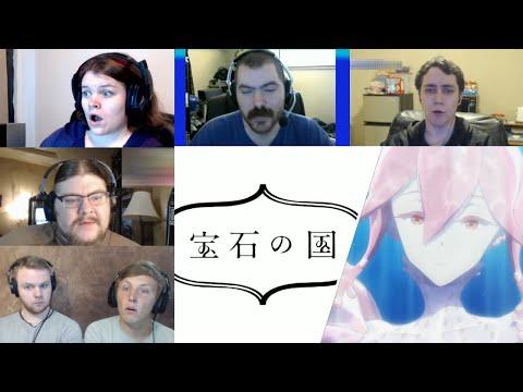 Land Of The Lustrous :Houseki No Kuni Episode 4 Reaction