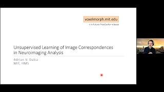 FNNDSC Lecture Series with Guest Speaker: Adrian Dalca