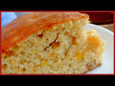 How to Make Cinnamon Orange Juice Cake Recipe