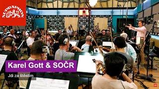 Karel Gott & Symfonický orchestr Českého rozhlasu - Jdi za štěstím (lyric video)