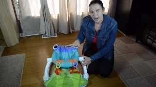 Review Fisher-Price Sit Me Up Floor Seat