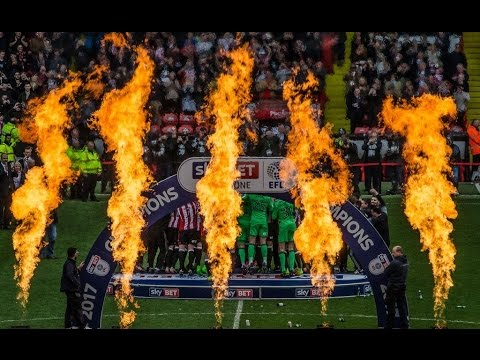 Sheffield United 2016/17 Season Highlights - Goals & Celebrations